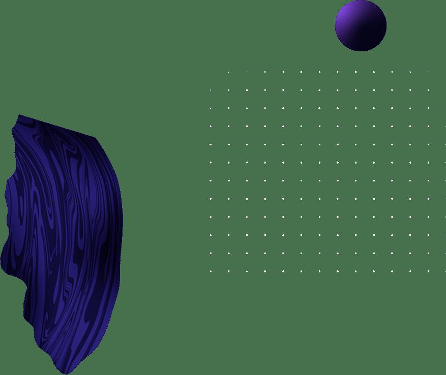 flow dots purplesphere - Web Design